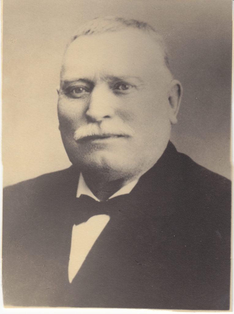 Porträtt, Carl Otto Knut Svensson